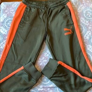 Puma sport suit s too and m bottom